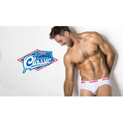 Aussiebum - Classic Original Brief White