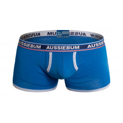 Aussiebum - EnlargeIT Stretch Blue Trunk