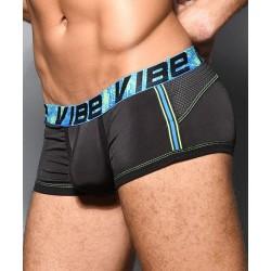 Andrew Christian - Vibe Sports Mesh Boxer Black
