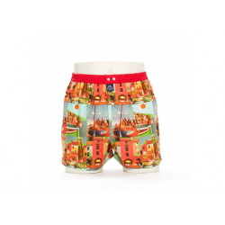 Mc Alson Men Boxer Short M3551