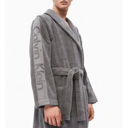 Calvin Klein - Bathrobe Grey