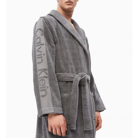 Calvin Klein - Bathrobe Grey