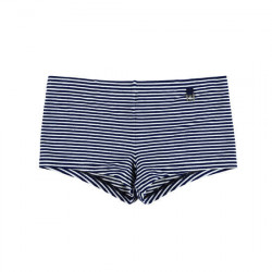 HOM - Swim Shorts Nautilus White/Blue