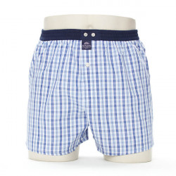 Mc Alson - Men Boxer Shorts Blue