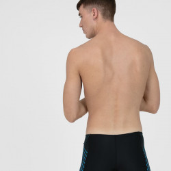 Speedo - Tech Panel Aqsh Black/Blue