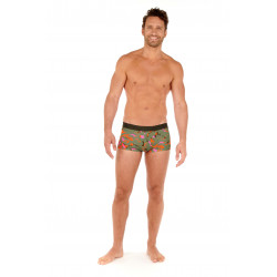 HOM - Trunk Vincent Khaki Green