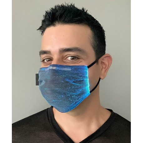 Andrew Christian - LED Light Show Mask