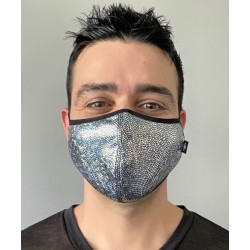 Andrew Christian - Platinum Glam Mask