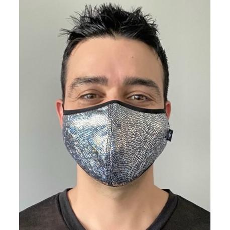 Andrew Christian - Platinum Glam Mask