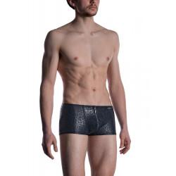 Manstore - M2002 Zipped Pants Black