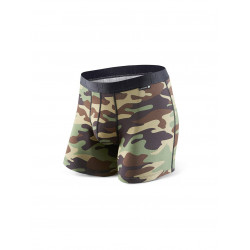 Loïc Henry - BOXERS GRAPHIC MILITARY CAMO MODAL