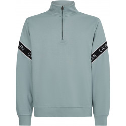 Calvin Klein - 1/4 Zip Pullover Light Blue