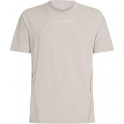 Calvin Klein - S/S T-Shirt Beige