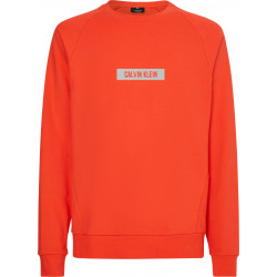 Calvin Klein - PW - Pullover Orange